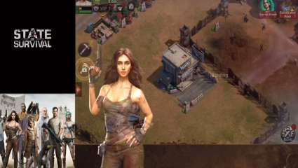 State Of Survival Survive The Zombie Apocalypse Updates The Game To Version 1.7.1