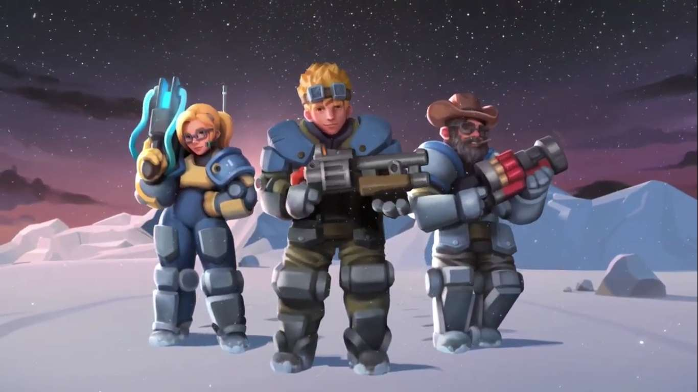 Spaceland Is Coming To Xbox One And PlayStation 4 On February 14, 2020, A Brand New Sci-Fi Tactical RPG That Will Make You Reach For The Stars