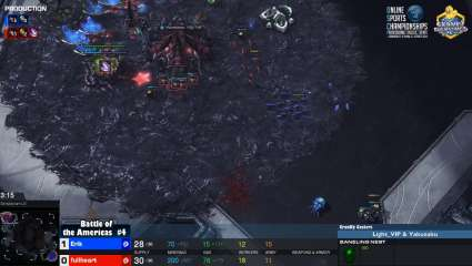 Cranky Duckling's StarCraft II Tournament Battle Of The Americas #4 Is Now Live!