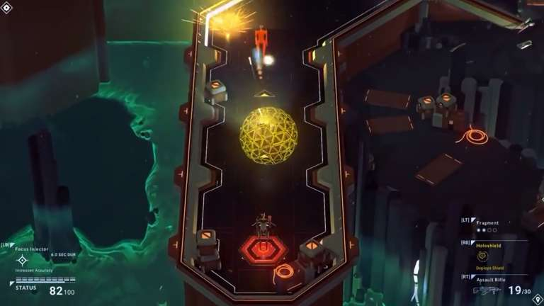 The Vibrant Sci-Fi Shooter Beacon Just Received Its 2.5 Pathfinder Update; Adds New Enemies And Guns