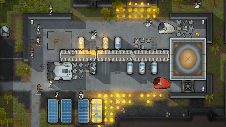 Zetrith's Multiplayer Mod For Rimworld Has Been Updated For Newest Update And DLC
