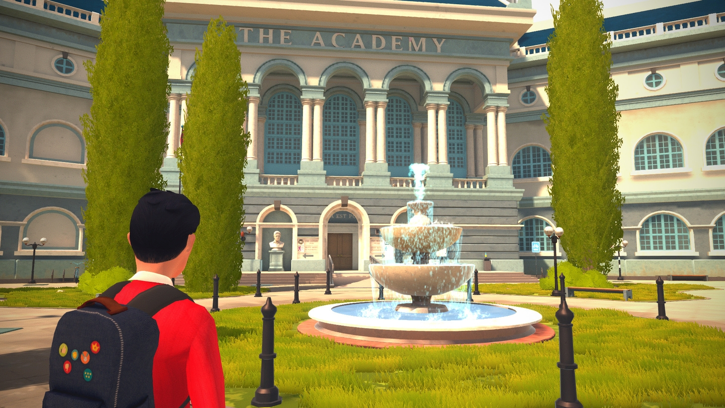 Pine Studio's The Academy Releases New Teaser Trailer Ahead Of Release