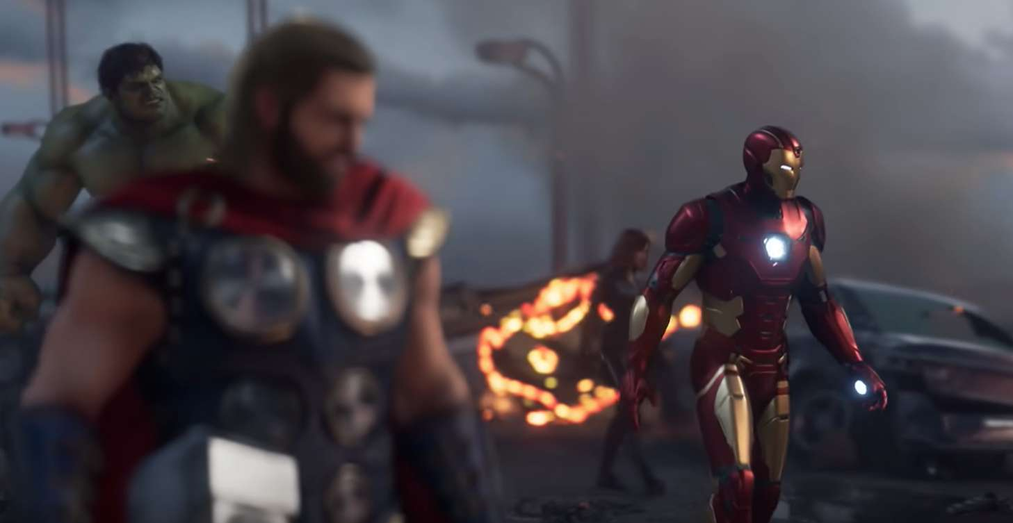 Marvel's Avengers Was The Second Biggest Digital Launch Ever For Square Enix After Final Fantasy 7 Remake