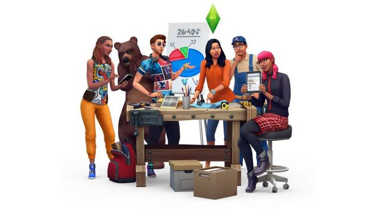 Upcoming The Sims 4 Arts And-Crafts Themed Stuff Pack Reveals Community-Chosen Clothing Options