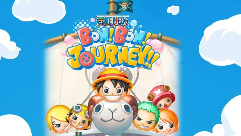 Pre-Registration Now Available For One Piece Bon! Bon! Journey!! Mobile Puzzle Game