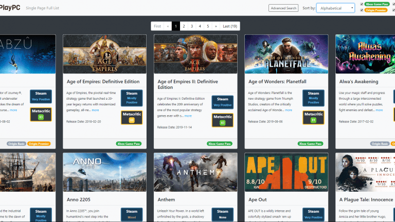 A Bored Developer Just Fixed The Xbox Game Pass And Origin Access UI With A Simple Website