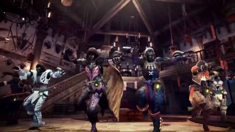 Resident Evil 2 Remake Crossover Event Is Coming To Monster Hunter World: Iceborne For The PC