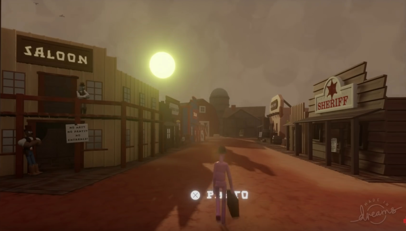 Some Early Impressions Are In For The Game Creation System Dreams For The PS4