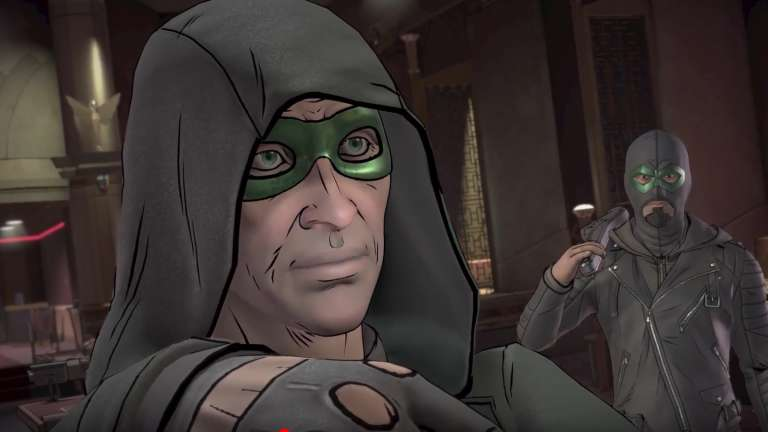 Batman: The Enemy Within Will Be Free In March To Xbox Live Gold Members