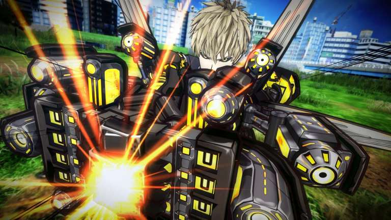 One Punch Man: A Hero Nobody Knows Adds More Characters Plus Online Play Details
