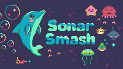Pixel Pajama Studio's Dolphin-Themed Sonar Smash Now Available For Pre-Order On Mobile
