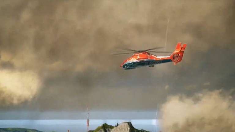 The Helicopter Simulator Comanche Will Be Offering A Free Open Multiplayer Beta This Weekend