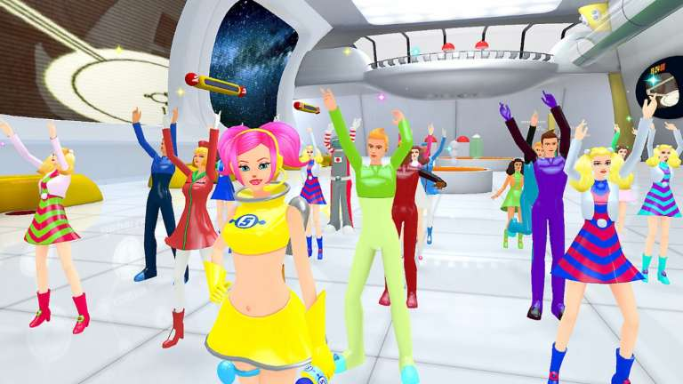 Space Channel 5 VR Kinda Funky News Flash Release Date Announced For PlayStation 4 After Delays