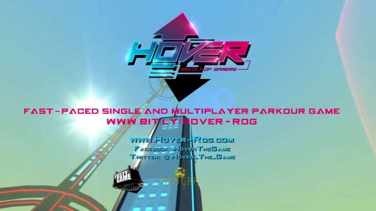 The Futuristic Open-World Parkour Game Hover Is Getting A Physical Nintendo Switch Release This March, Game Comes With Complete Crossplay Support