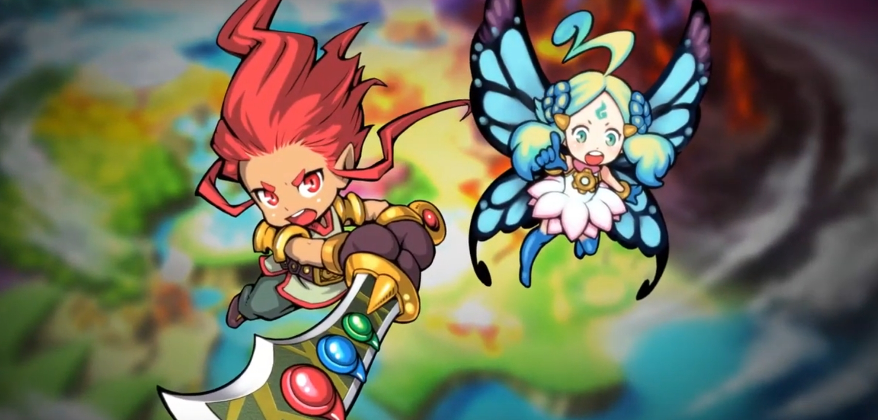 DragonFang – Drahn's Mystery Dungeon Now Available On Steam For Free