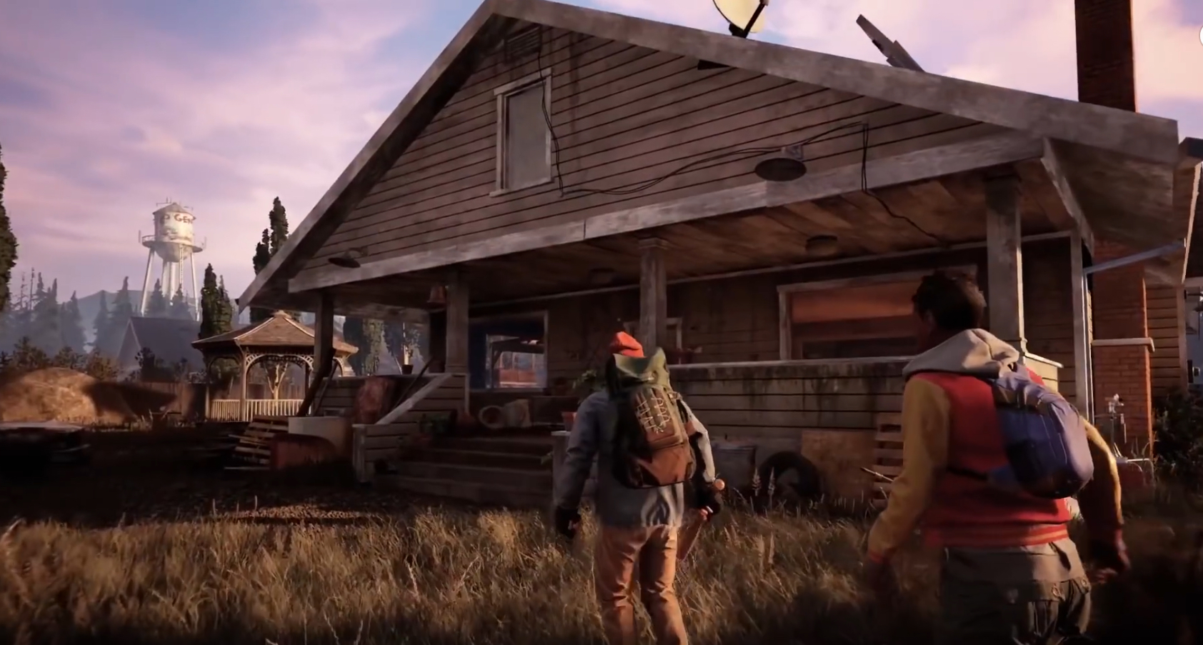 The Juggernaut Edition Of State Of Decay 2 Arrives On Steam In March; Includes A Lot Of Improvements