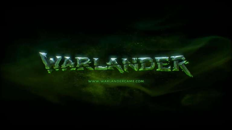 Clock Drive Game's Debut Title Is Coming To Steam February 26, Warlander Is A Roguelike Action Adventure Game Set In A Dark Unforgiving World