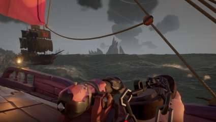 Sea Of Thieves Is Receiving A New And Destructive Cannonball In March