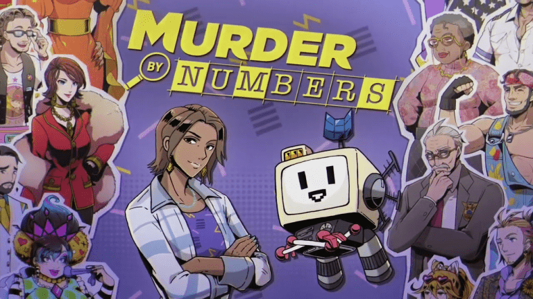 Solve A Murder While Completing Picross Puzzles In Murder By Numbers