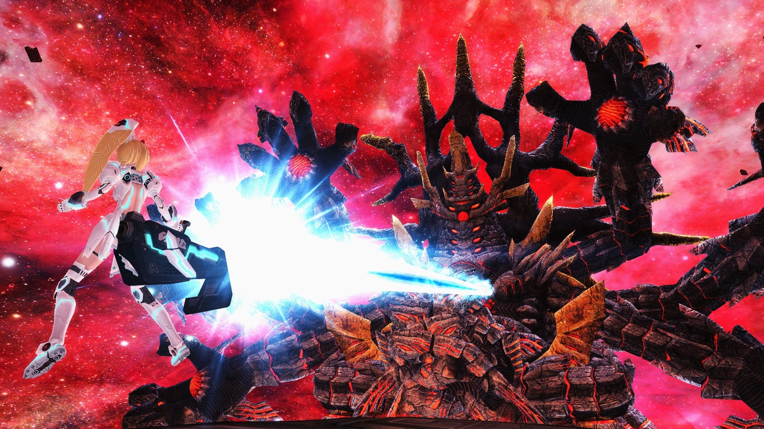 Phantasy Star Online 2 Closed Beta Gives Sneak Peek Into Final Release Of Game Outside Japan