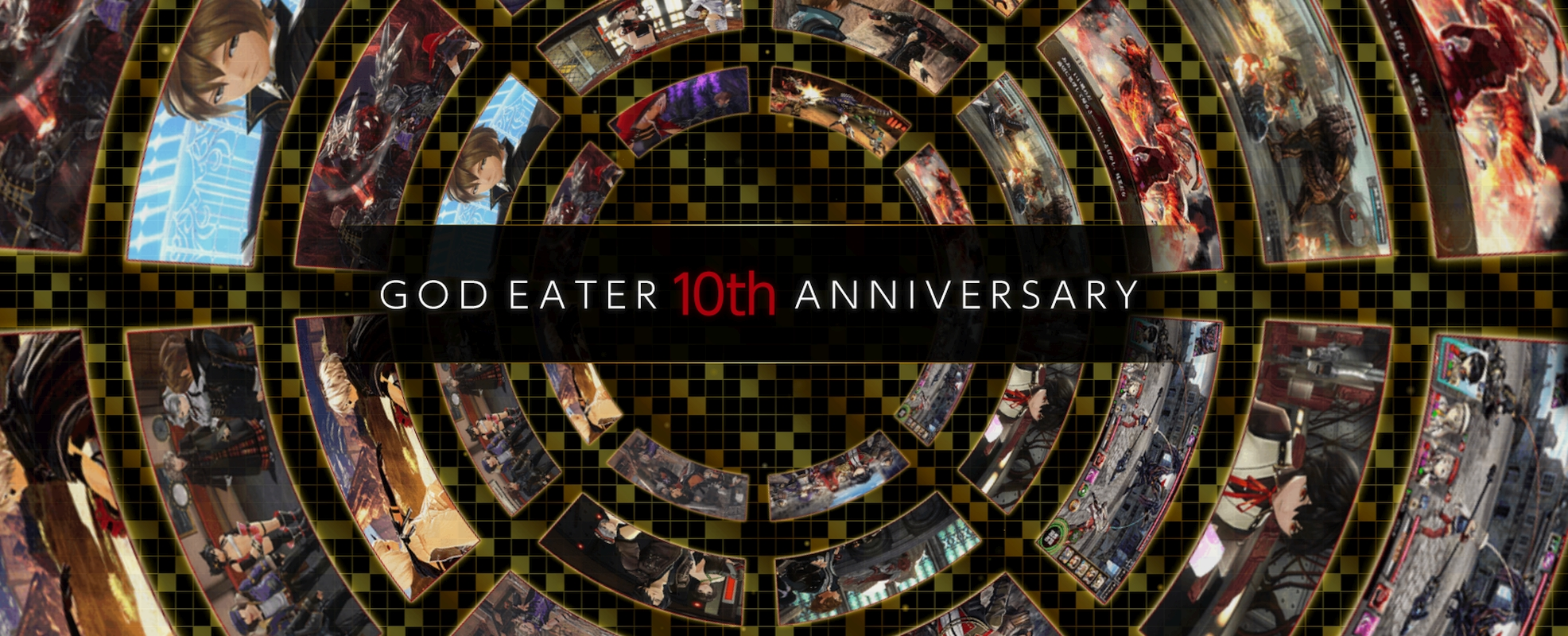 Bandai Namco Celebrates 10th Anniversary Of God Eater With Special Video And More