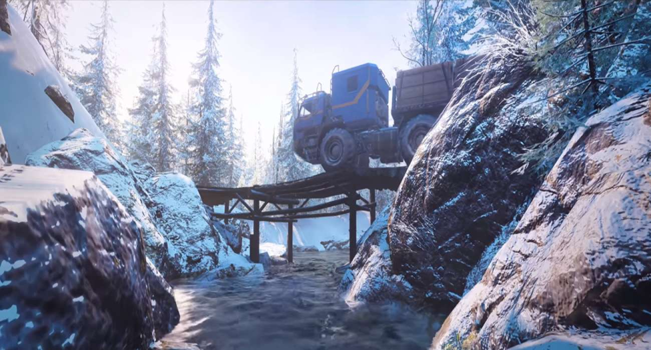 The Off-Roading Game SnowRunner Is Set To Release In April On The Epic Games Store