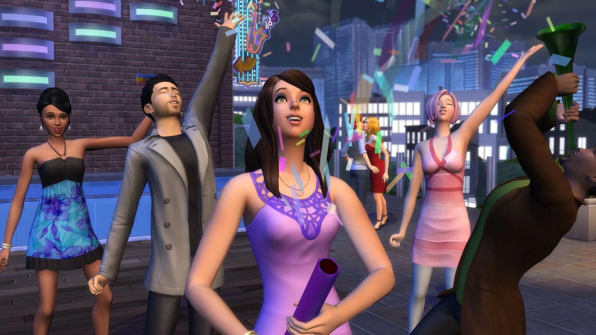 The Sims 4 Celebrates Over 30 Million Players On PC And Consoles