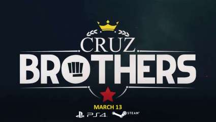 Cruz Brothers - Combat School Edition Is Making Its Way Onto Xbox One Bringing A New Fighting Experience With A Deep Storyline To The Xbox Community