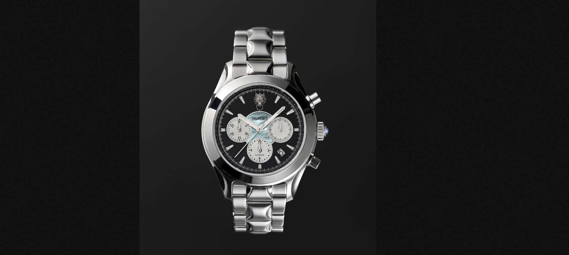 Limited Edition Final Fantasy VII Remake Themed Wristwatch Will Cost Up To $2,500 To Own
