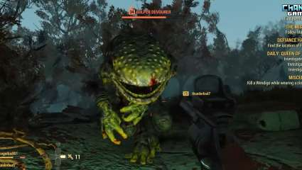 Fallout 76 Has A New Challenge Where Players Are Trying To Contract All Diseases For Atoms