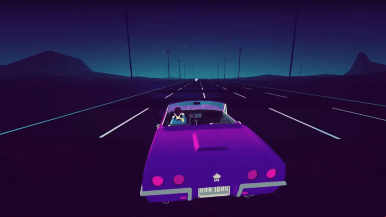 The Music/Action Game Sayonara Wild Hearts Is Coming To Xbox One Next Week, According To Publisher's Twitter Account