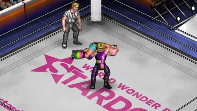 Stardom Wrestlers And Release Date Announced For Upcoming Fire Pro Wrestling World DLC