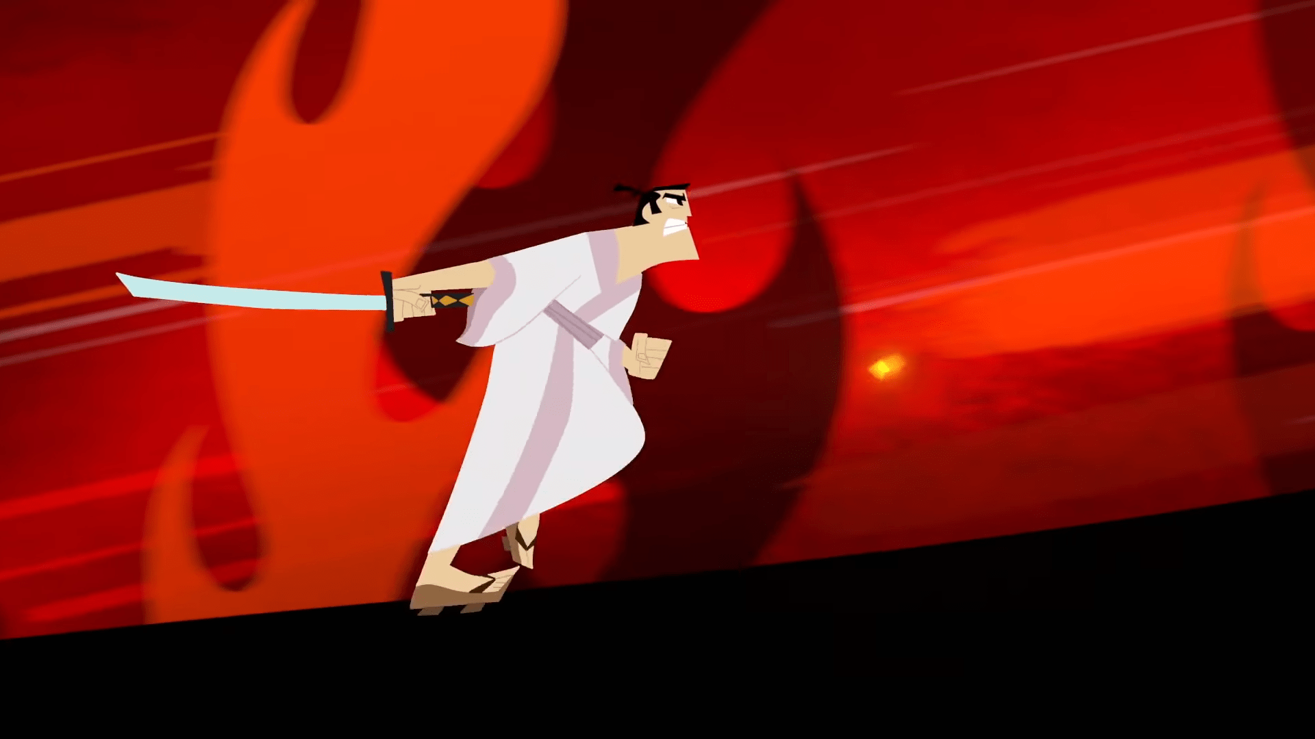 A Samurai Jack Game Has Just Been Announced With Adult Swim Games At The Helm