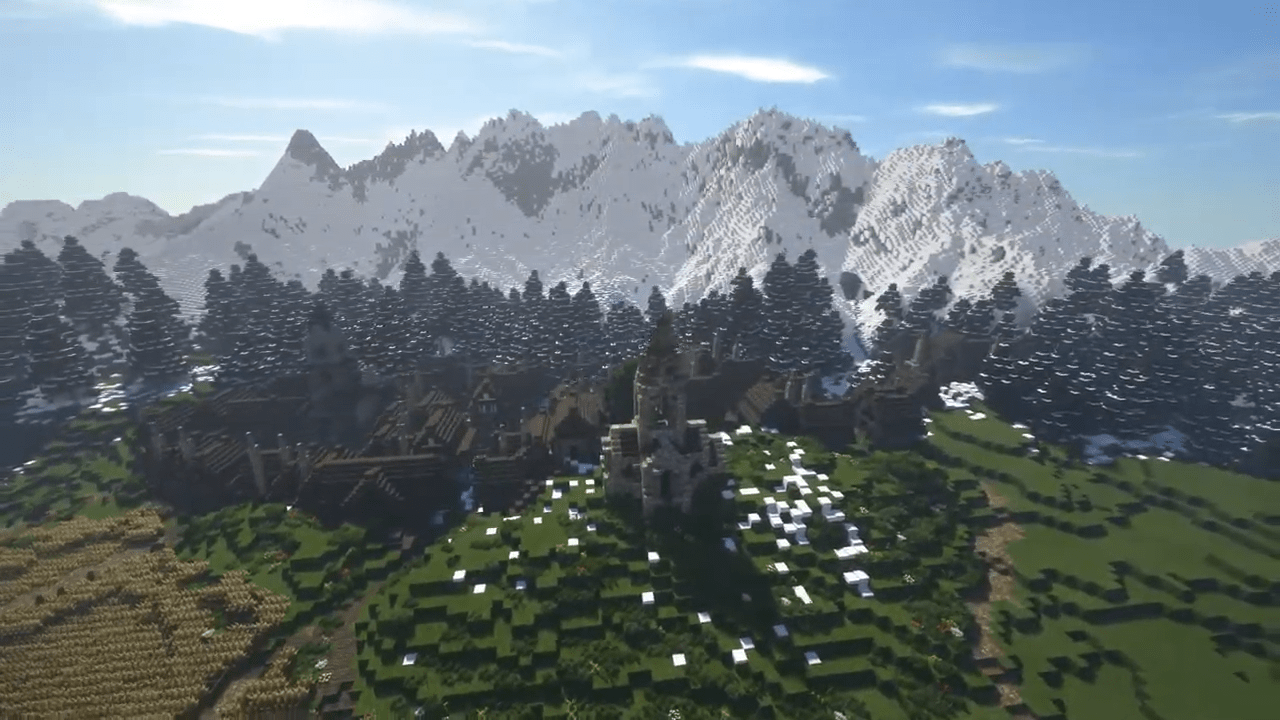 Hegemony: Ascensionem Is A Free MMORPG That Is Using Minecraft As an Engine