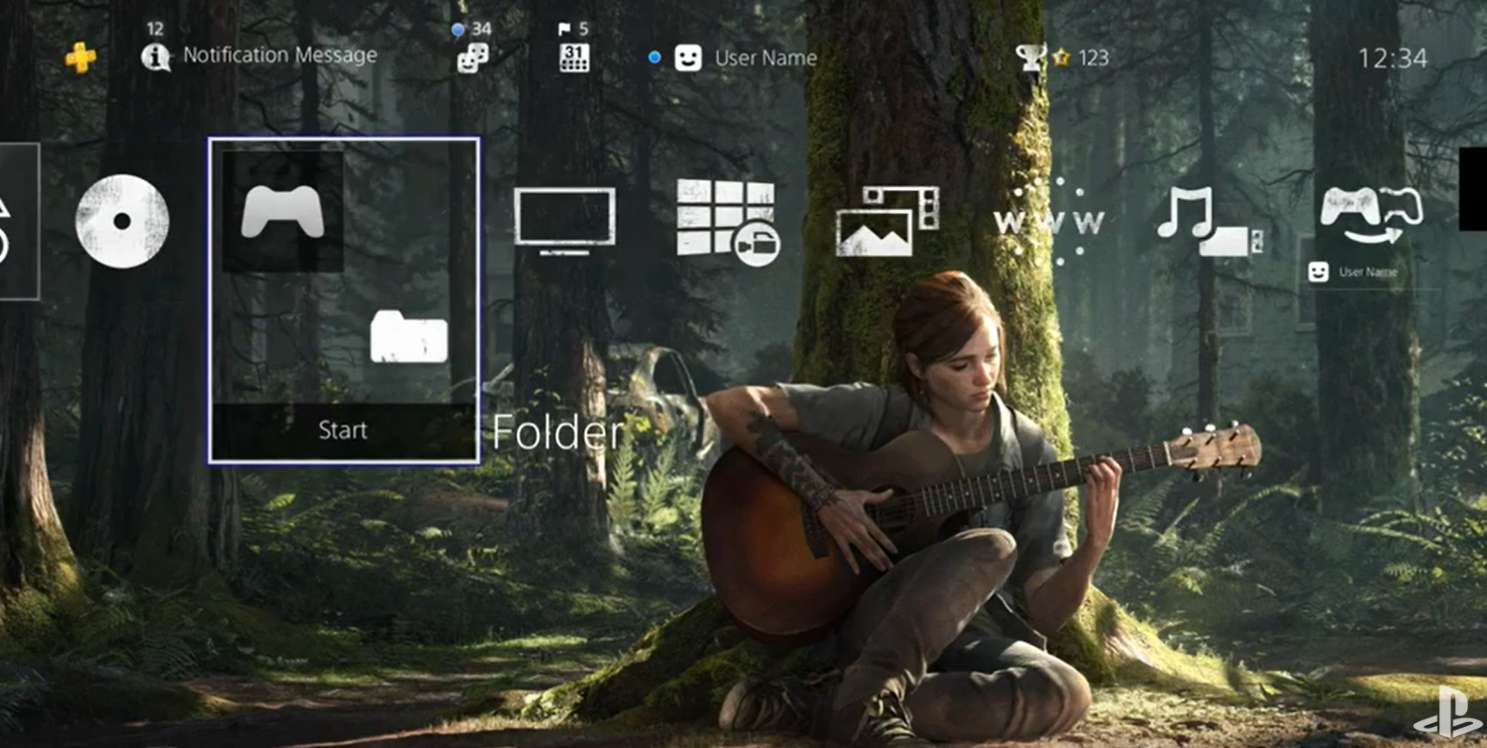 The Last Of Us Part II Gets A New Duality Dynamic Theme On PlayStation 4 Consoles