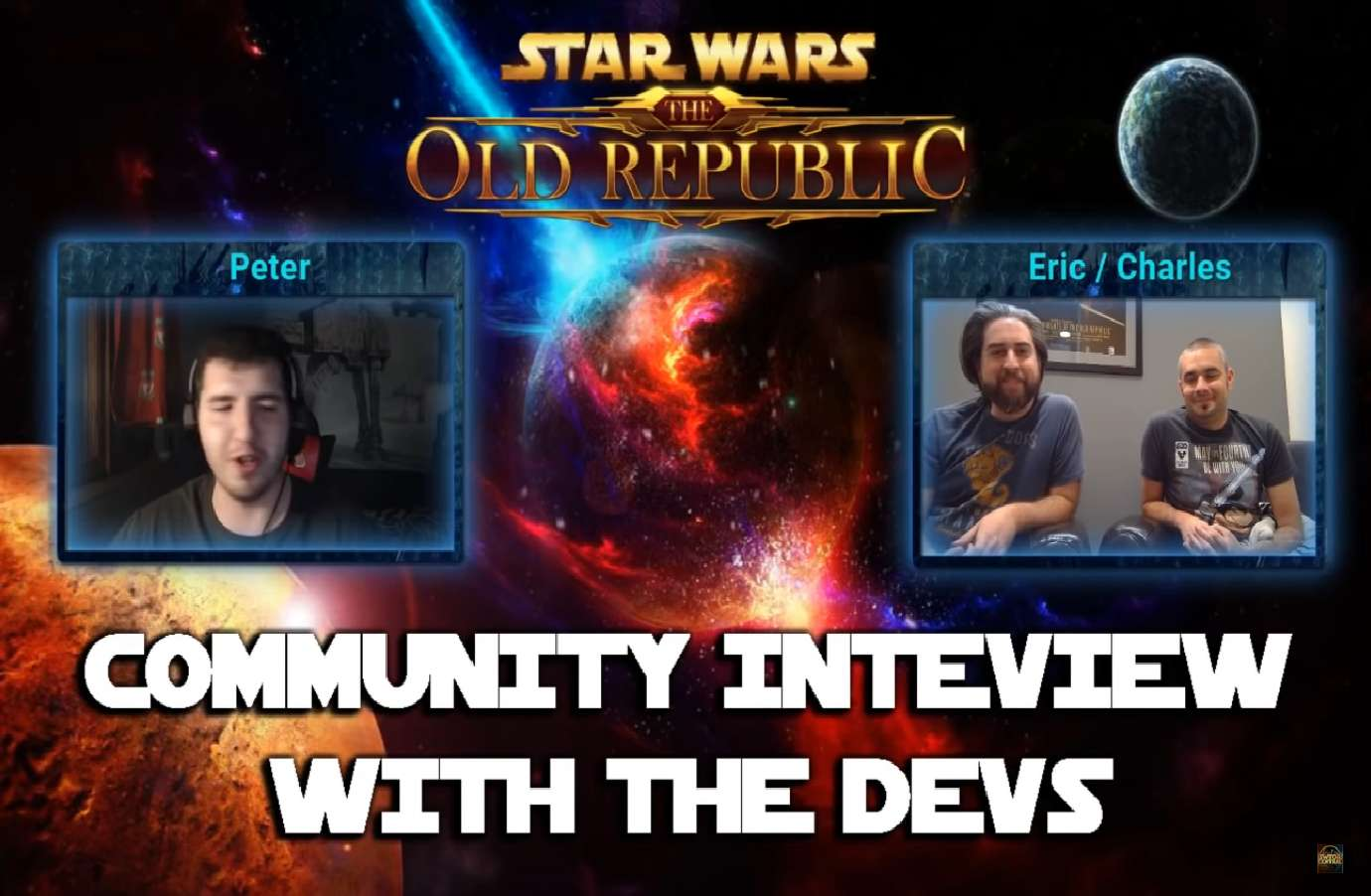 Star Wars The Old Republic Community Manager Eric Musco Heads Out For Paternity Leave And Much Needed Paid Vacation And Leaves The Community In Good Hands