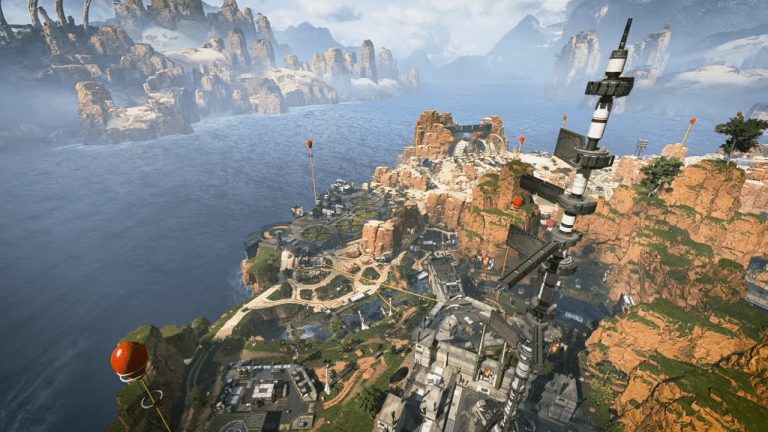 Play The Original Season 1 King's Canyon Map In Apex Legends Update February 21st - February 24th