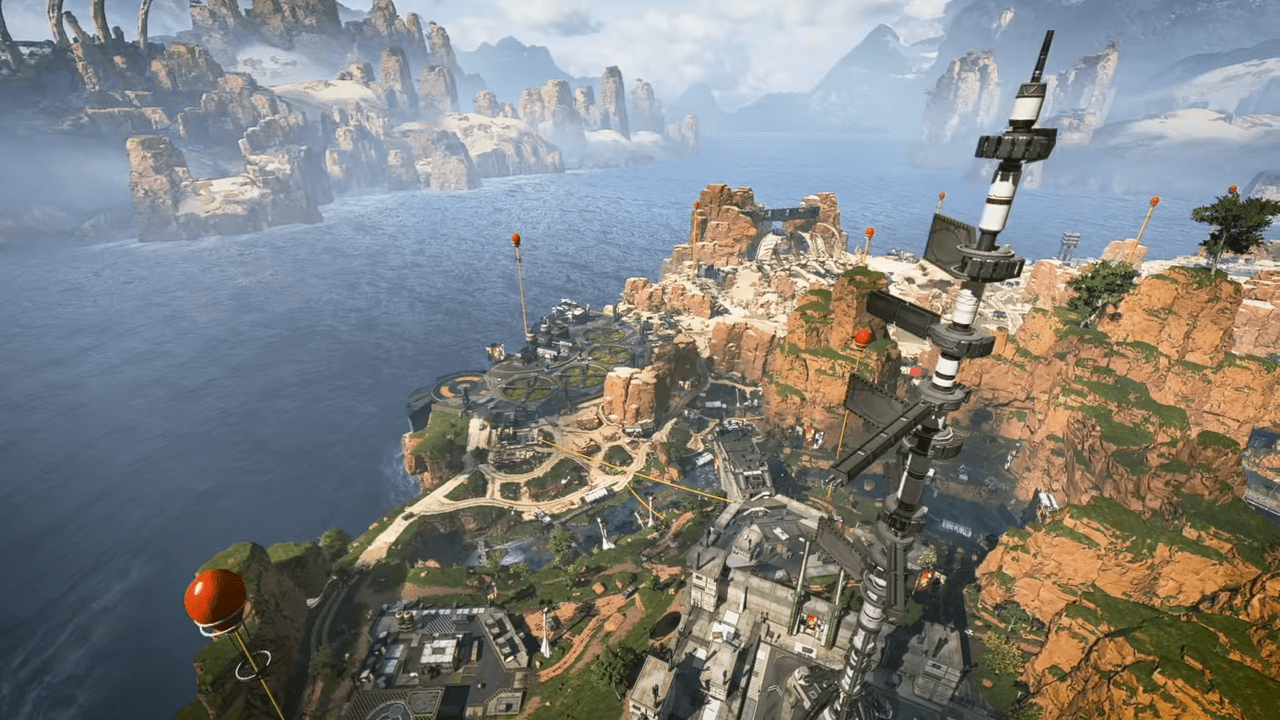 Play The Original Season 1 King's Canyon Map In Apex Legends Update February 21st – February 24th