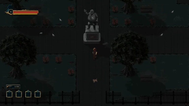 Pixelized Noir Action RPG Pecaminosa Now Has A Crowdfunding Start Date On IndieGoGo