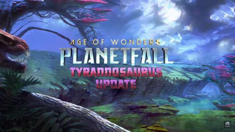 Age of Wonders: Planetfall Now Has The Powerful Tyrannosaurus Update To This Popular Strategy Game