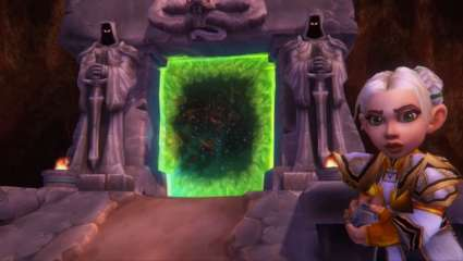 New World Of Warcraft: Shadowlands Chromie Time Leveling System Raises Issues For Dungeon Queues And Cooperative Play