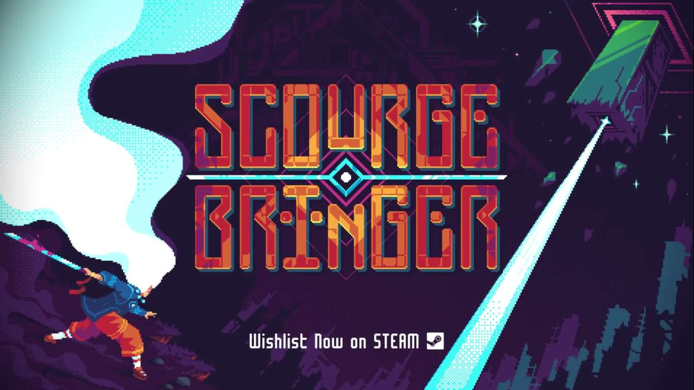 ScourgeBringer Is Now Availiable On The Xbox Game Pass For PC, Brings Back The Ruthlessness Of Early Rogue Platformers