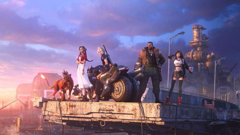 Final Fantasy 7 Ships Early From Square Enix And Some Areas Now Have The Game
