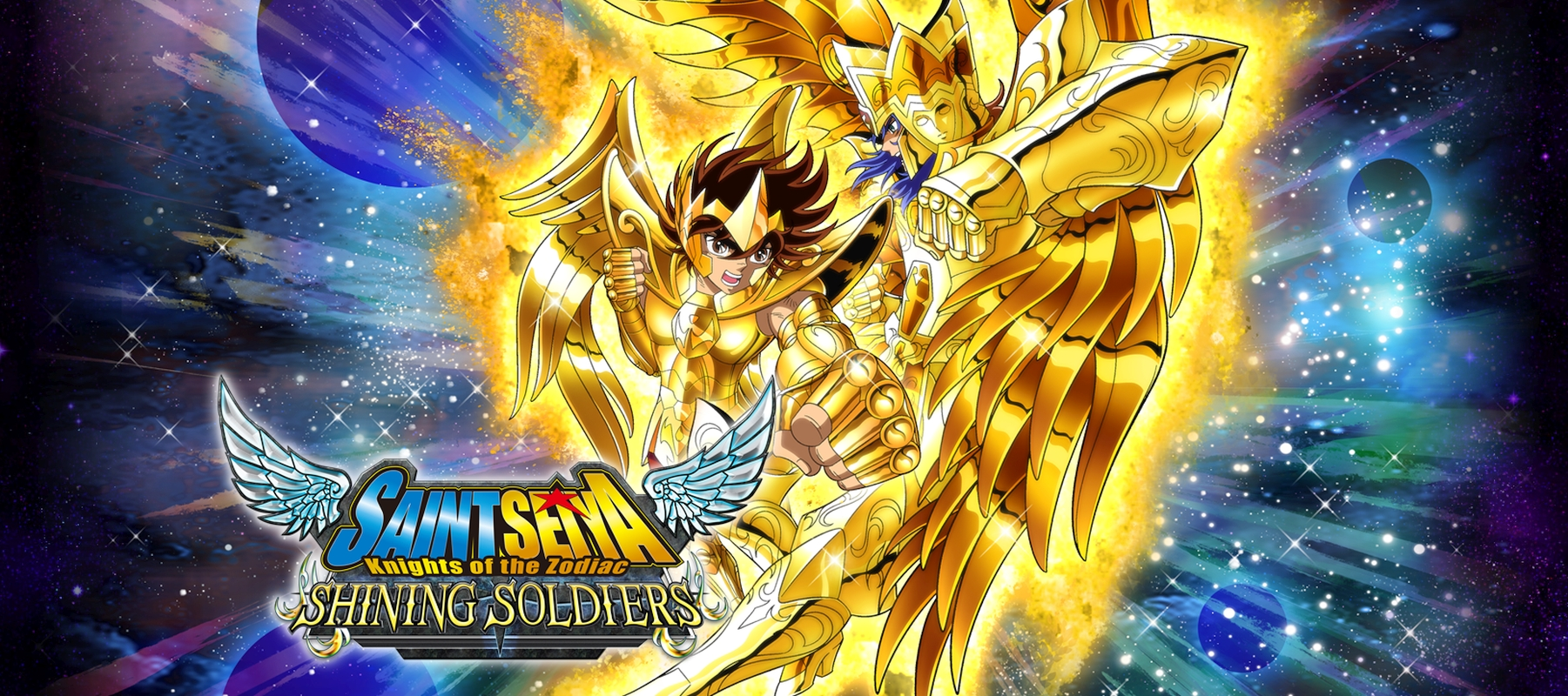 Saint Seiya Shining Soldier Mobile Game Pre-Registration Now Available