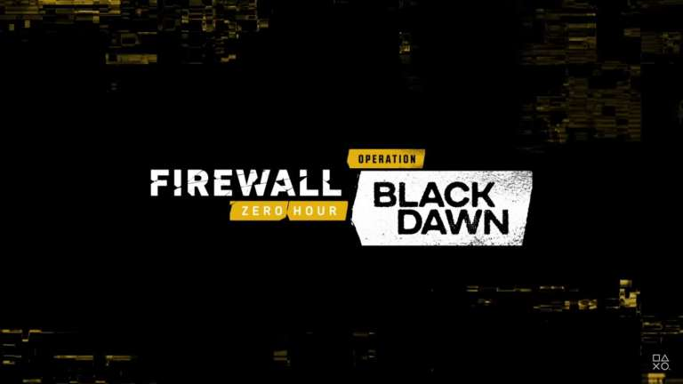 Firewall Zero Hour Is Gaining Its Fourth Season, Operation Black Down, And Has Recently Debuted On PlayStation Plus As The Free Game Of The Month