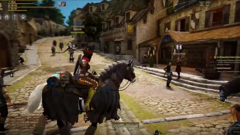 The Sandbox RPG Black Desert Online Will Be Free To Play Over The Weekend