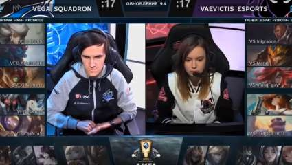 All-Female League Of Legends Team Vaevictus Kicked Out Of LCL For Poor Performance