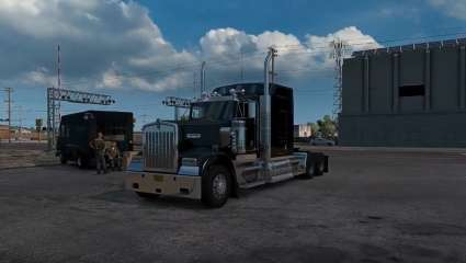 American Truck Simulator Is Receiving A Major Update That Includes A New Sound Engine