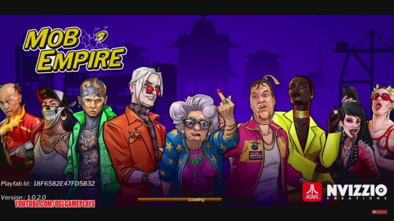 The Popular Atari Strategy Game Mob Empire Is On Its Way To Mobile, Run A Criminal Empire Of Your Own Design Through A City Of Violence And Crime