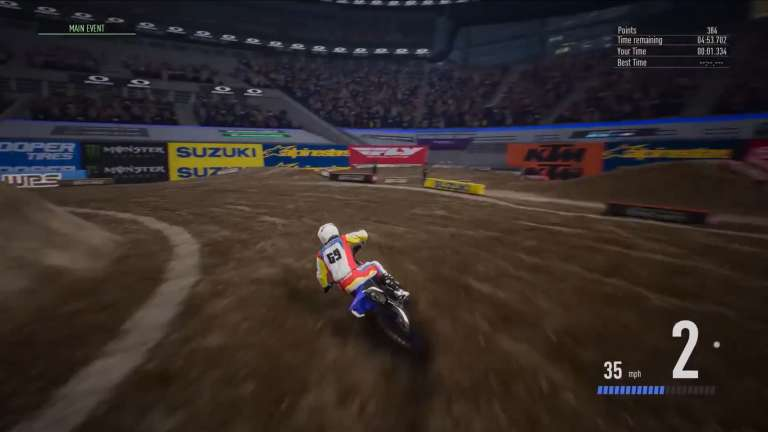 Monster Energy Supercross - The Official Videogame 3 Has Made Its Way To Google Stadia